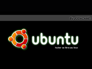 Wallpaper Ubuntu By JODACAME