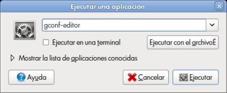 Pantallazo-Ejecutar una aplicación